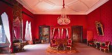 Český Krumlov Chateau - Bedroom of Princess Eleanor Amalie Schwarzenberg, photo by: Archiv Vydavatelství MCU s.r.o.