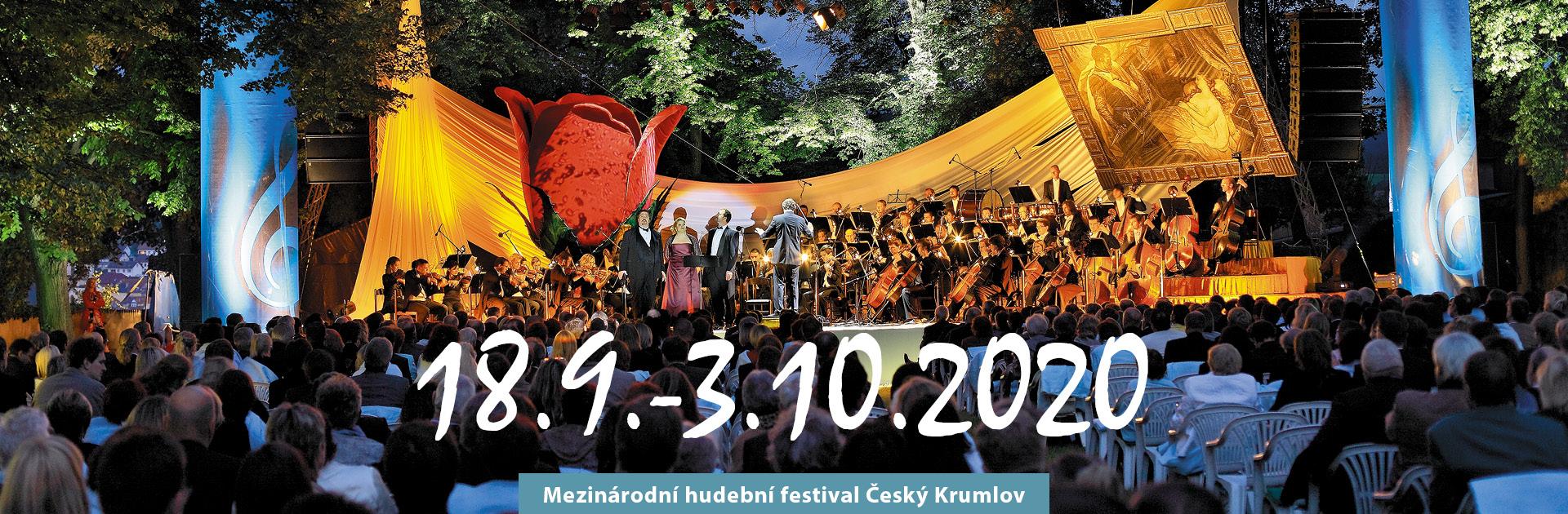 International Music Festival Český Krumlov, source: Libor Sváček archiv Vydavatelství MCU