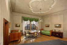 Český Krumlov Chateau - Classicist room, photo by: Archiv Vydavatelství MCU s.r.o.