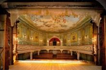 Český Krumlov Chateau - The Baroque Theatre - The Auditorium, photo by: Archiv Vydavatelství MCU s.r.o.