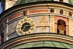 Zámek Český Krumlov - Renesanční věž - detail výzdoby tamburu, foto: Archiv Vydavatelství MCU s.r.o.