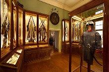 Schloss Český Krumlov - Burgmuseum - Rüstkammer, Foto: Archiv Vydavatelství MCU s.r.o.