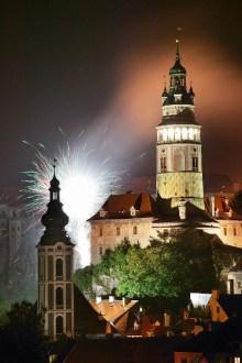 Schloss Český Krumlov - Hrádek mit dem Turm, Foto: Archiv Vydavatelství MCU s.r.o.