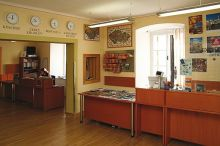 Český Krumlov - Zámecké informační centrum UNIOS TOURIST SERVICE Český Krumlov, foto: Archiv Vydavatelství MCU s.r.o.