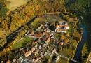 Zlatá Koruna Cistercian Monastery, photo by: Archiv Vydavatelství MCU s.r.o.