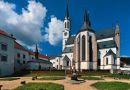 Vyšší Brod – cisterciácký klášter založený r. 1259., foto: Archiv Vydavatelství MCU s.r.o.