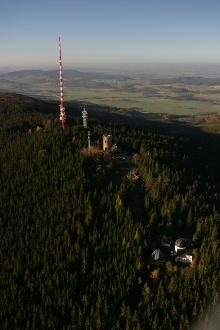 Český Krumlov Region - Kleť, photo by: Archiv Vydavatelství MCU s.r.o.