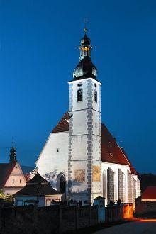 Český Krumlov Region - Kájov, Foto: Archiv Vydavatelství MCU s.r.o.