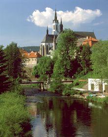 Český Krumlov Region - Vyšší Brod, photo by: Archiv Vydavatelství MCU s.r.o.