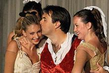 Otáčivé hlediště Český Krumlov 2011 - Don Giovanni (2011) / Wolfgang Amadeus Mozart, foto: www.otacivehlediste.cz