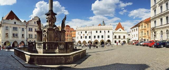 Česk 253 Krumlov Town Sightseeing Inner Town