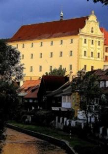 Regionální muzeum v Českém Krumlově, foto: Archiv Vydavatelství MCU s.r.o.