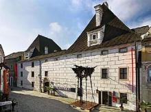 Egon Schiele Art centrum Český Krumlov