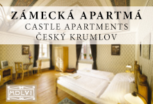 Unterkunft Český Krumlov - Castle apartments Český Krumlov