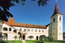 Český Krumlov - Bývalý Minoritský klášter, foto: Archiv Vydavatelství MCU s.r.o.