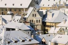 Český Krumlov - Latránské střechy, foto: Archiv Vydavatelství MCU s.r.o.