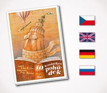 10 Krumauer Märchen - in Tschechisch, Englisch, Deutsch, Russisch, Foto: Vydavatelství MCU s.r.o.