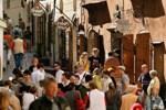Český Krumlov - V září bývá Radniční ulice rušnou pěší zónou, foto: Archiv Vydavatelství MCU s.r.o.