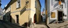 Český Krumlov - Poutavý průhled na věž se otevírá z Horní ulice, foto: Archiv Vydavatelství MCU s.r.o.