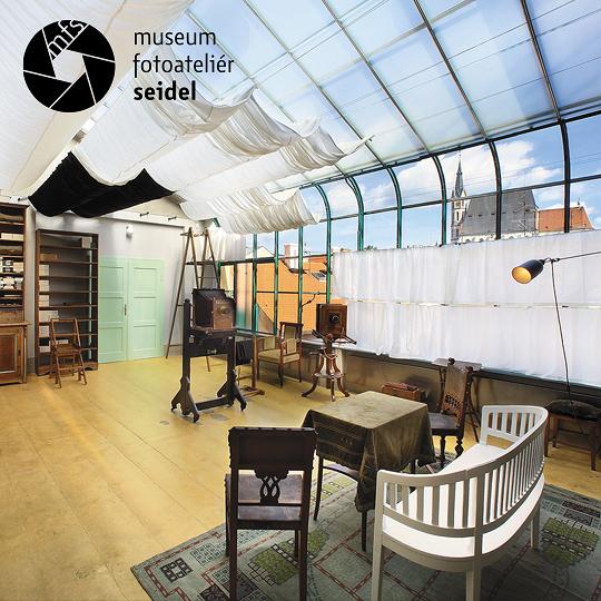 Museum Fotoateliér Seidel, zdroj: Libor Sváček archiv Vydavatelství MCU