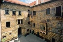 Schloss Český Krumlov - Der III. Hof, Foto: Archiv Vydavatelství MCU s.r.o.
