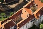 Český Krumlov Chateau - The 3rd and 4th courtyards, photo by: Archiv Vydavatelství MCU s.r.o.