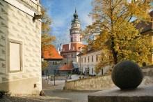 Schloss Český Krumlov - Der II. Hof, Foto: Archiv Vydavatelství MCU s.r.o.
